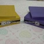 Bandejas Festa Minions do Lorenzo
