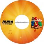 CD DVD Alvin e os Esquilos