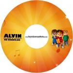 CD DVD Alvin e os Esquilos Desenho