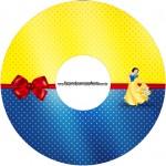 CD DVD Festa Branca de Neve