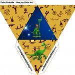 Caixa Piramide O Bom Dinossauro