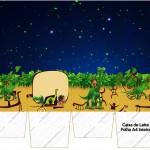 Caixa de Leite O Bom Dinossauro