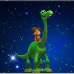 Cartão O Bom Dinossauro
