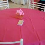 Centro de Mesa Festa Coroa de Princesa da Manuela