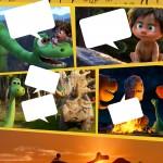 Convite Gibi O Bom Dinossauro