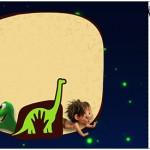 Convite Ingresso O Bom Dinossauro