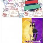 Convite Passaporte Cumplices de um Resgate