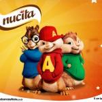 Creminho Nucita Alvin e os Esquilos