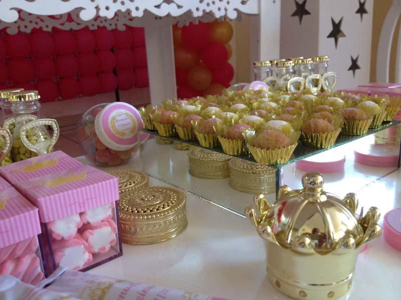 Docinhos Festa Coroa da Manuela