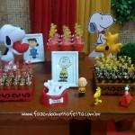 Festa Snoopy do Pedro