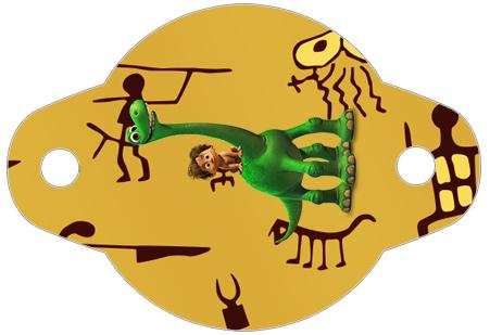Enfeite Canudinho O Bom Dinossauro