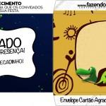 Envelope Cartao Agradecimento O Bom Dinossauro