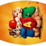Esmalte Alvin e os Esquilos