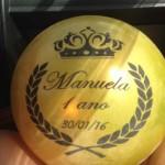 Festa Coroa de Princesa da Manuela