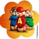 Flor Alvin e os Esquilos