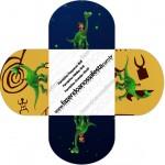 Forminhas Docinhos Redonda O Bom Dinossauro