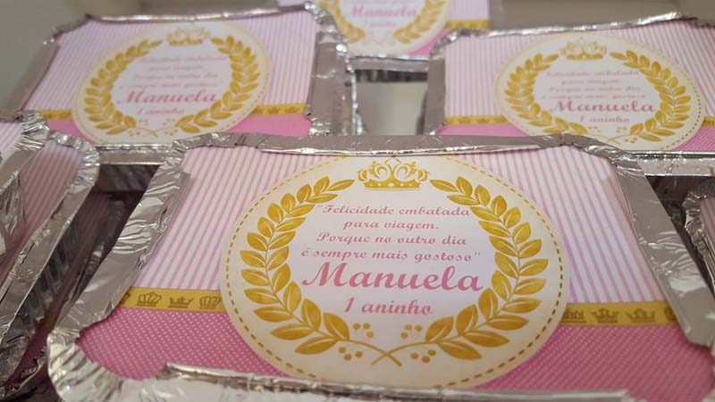 Marmitinhas Festa Coroa da Manuela