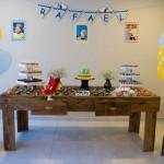Festa Snoopy do Rafael