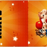 Mini Talento Alvin e os Esquilos