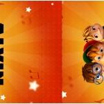Mini Talento Alvin e os Esquilos Desenho