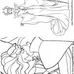 Pagina 1 Livrinho para Colorir Malevola