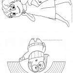 Pagina 2 Livrinho para Colorir Divertida Mente Disney