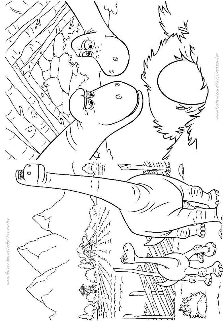 Pagina 7 Livrinho O Bom Dinossauro