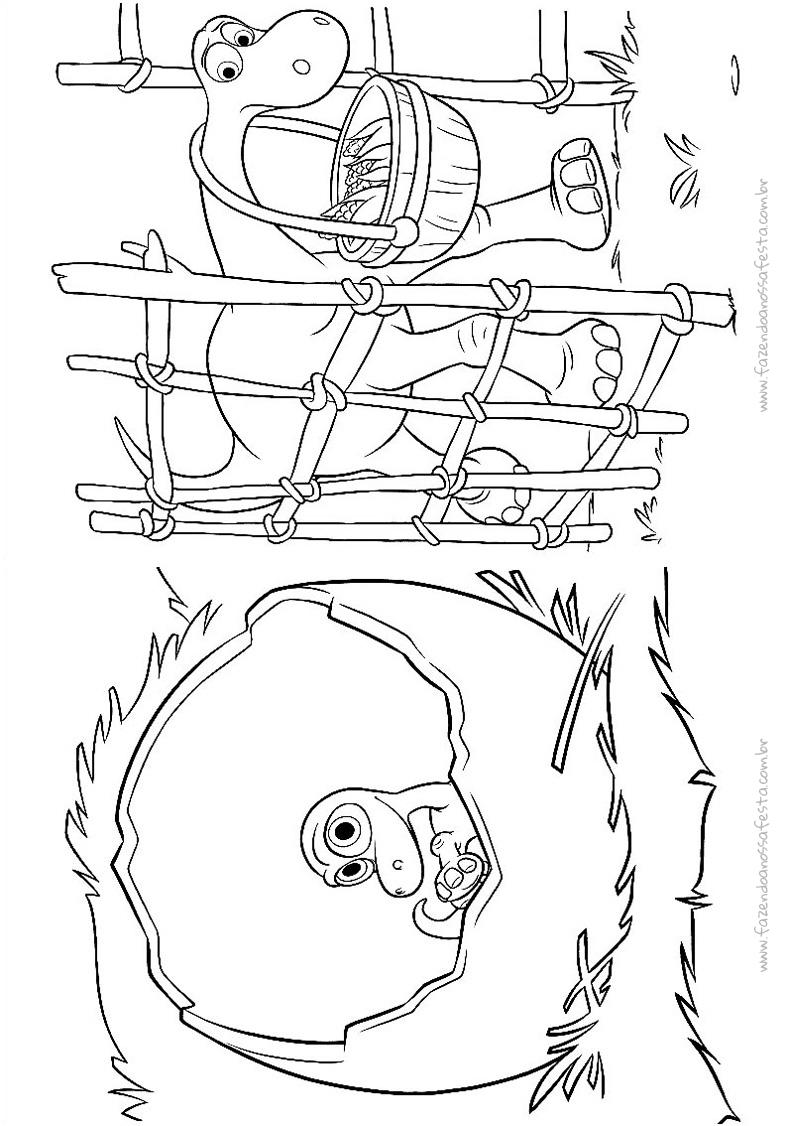Pagina 8 Livrinho O Bom Dinossauro