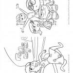 Pagina 9 Livrinho Divertida Mente Disney