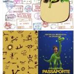 Passaporte O Bom Dinossauro
