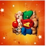 Pe de Moleque Yoki Alvin e os Esquilos