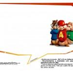 Plaquinhas Alvin e os Esquilos 28