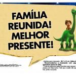 Plaquinhas Divertidas O Bom Dinossauro 1
