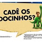 Plaquinhas Divertidas O Bom Dinossauro 10