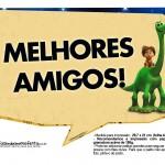 Plaquinhas Divertidas O Bom Dinossauro 11
