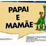 Plaquinhas Divertidas O Bom Dinossauro 15