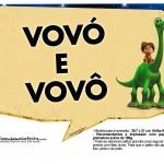 Plaquinhas Divertidas O Bom Dinossauro 16
