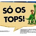 Plaquinhas Divertidas O Bom Dinossauro 18