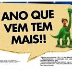 Plaquinhas Divertidas O Bom Dinossauro 2
