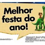 Plaquinhas Divertidas O Bom Dinossauro 3
