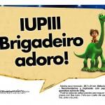 Plaquinhas Divertidas O Bom Dinossauro 7
