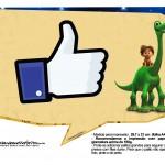 Plaquinhas O Bom Dinossauro 1
