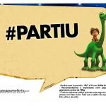 Plaquinhas O Bom Dinossauro 2