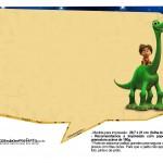 Plaquinhas O Bom Dinossauro 4