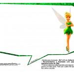 Plaquinhas Sininho Tinker Bell 4