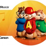Porta Guardanapo Alvin e os Esquilos 2