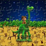 Quebra-cabeca Kit Festa O Bom Dinossauro