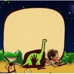 Rotulo Caixa de bombom O Bom Dinossauro