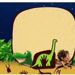 Rotulo Copo de Brigadeiro O Bom Dinossauro