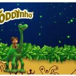 Rotulo Toddynho O Bom Dinossauro